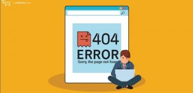 صفحه ۴۰۴ چیست و داشتن آن چه تأثیری در وب سایت دارد؟