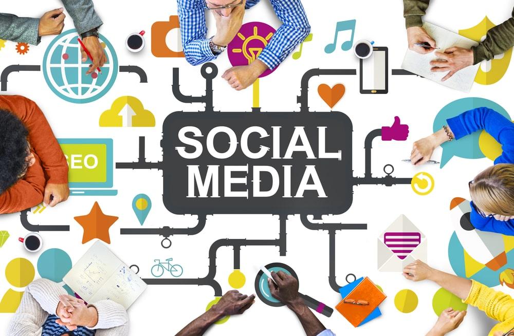 اشتراکگذاری در شبکههای اجتماعی