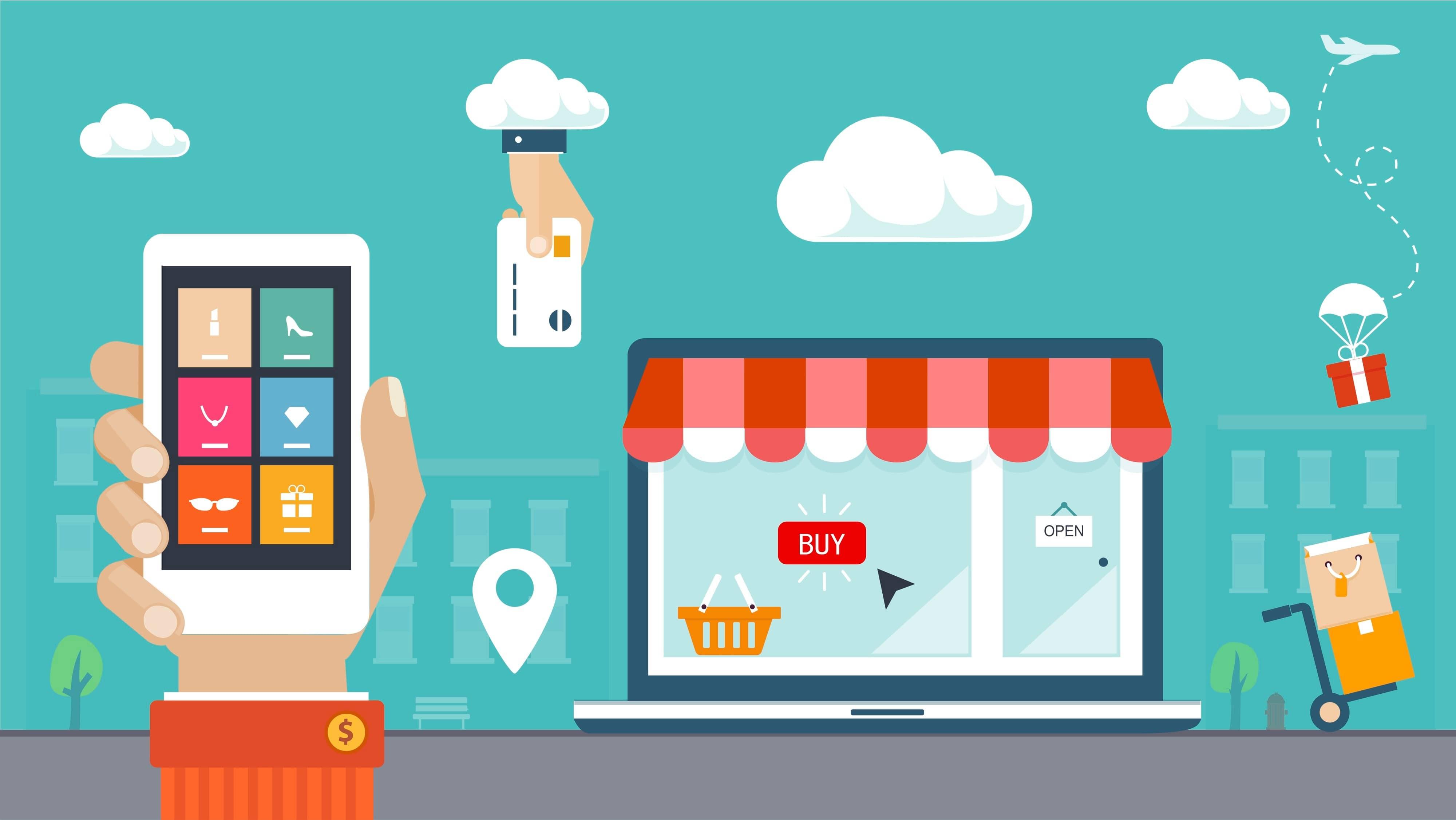 8 اشتباه کسب وکارها در شروع تجارت آنلاین