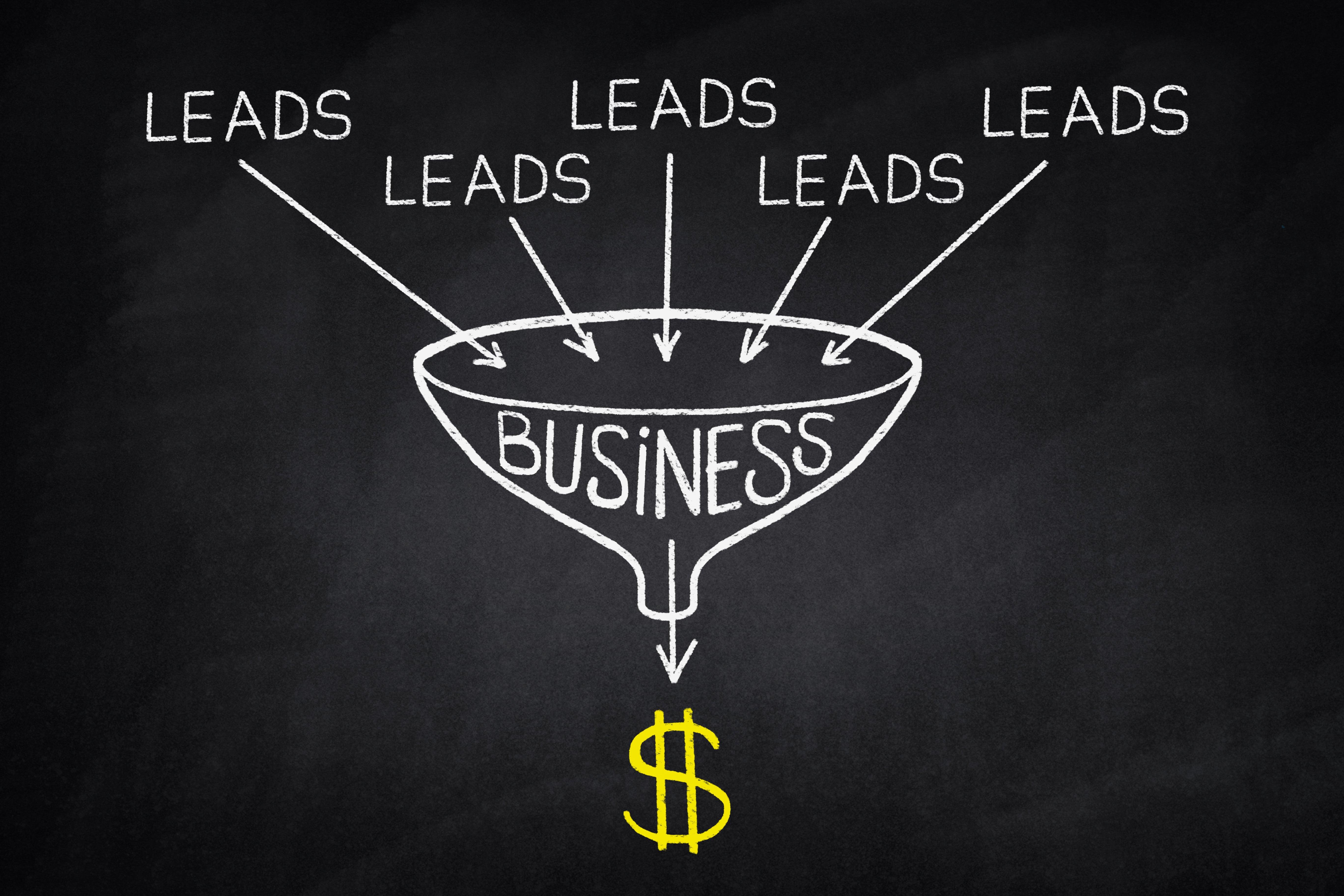 قیف بازاریابی و ۳ برابر کردن فروش سایت !