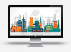 industrial site design